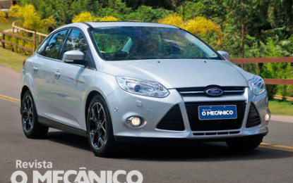 Novo Ford Focus é o carro do ano