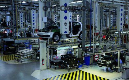 Janeiro registra aumento na produção de veículos novos