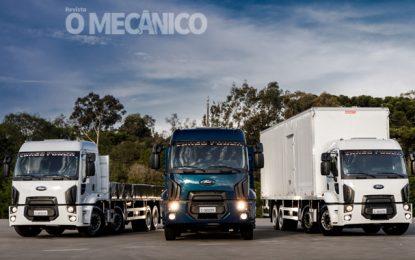 Ford Caminhões lança o Cargo 8×2